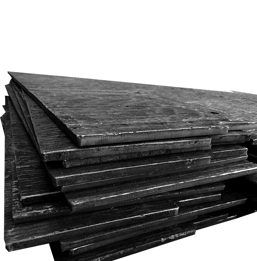 Chromium Carbide Clad Plates